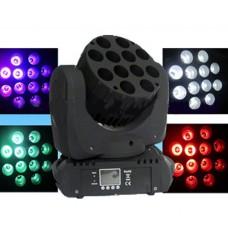 Led gaismas efekts HY-1212, 12x12W RGBW DMX