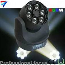 Led gaismas efekts HY-6X15W-BEAM 6 LED 15 W