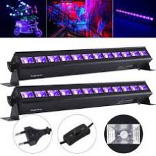 2 X LED UV-BAR 36W  UV  gaismas komplekts